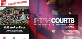 Infracourts : concours de documentaires courts
