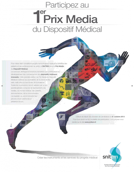 Le Prix Media du Dispositif Médical